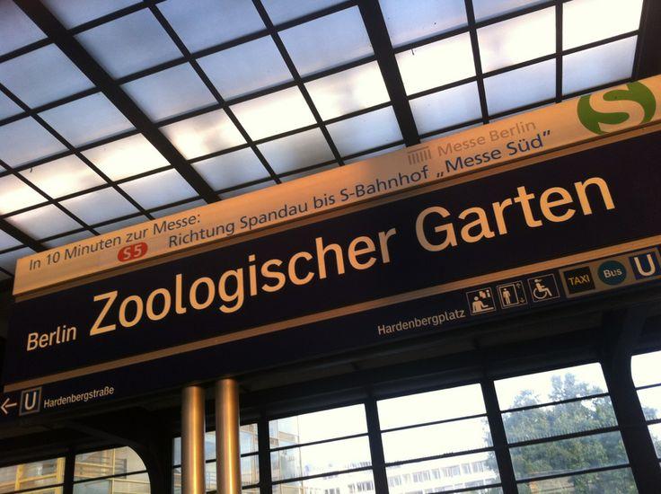 Unique Bahnhof Berlin Zoologischer Garten