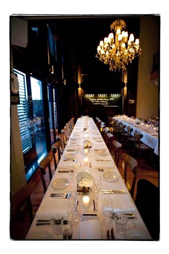 Cafe Morso Private Dining