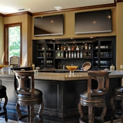 Bar   Media Room Design, Pictures, Remodel, Decor and Ideas - page 3