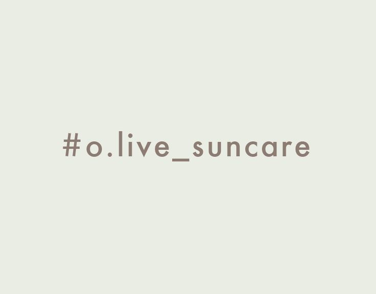 "Check out my @Behance project: ""O.LIVE Suncare / Packaging & Communication"" https://www.behance.net/gallery/53417573/OLIVE-Suncare-Packaging-Communication"