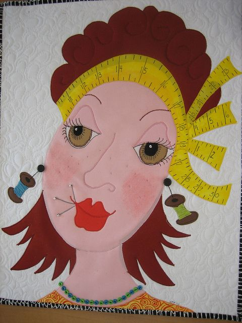 Rita #5 in the Ladies Series by mamacjt, via Flickr
