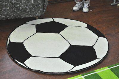 Ковер детский AMIGO Футбольный мяч КРУГ