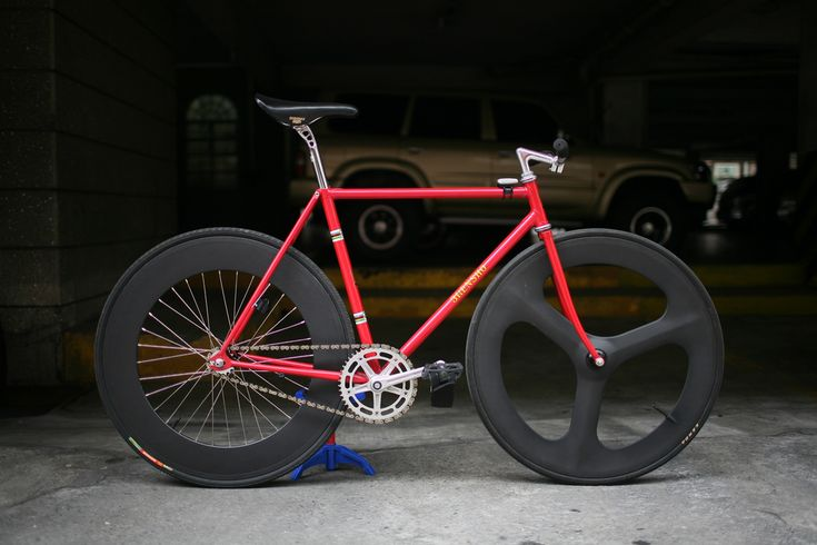 3RENSHO fixed bike
