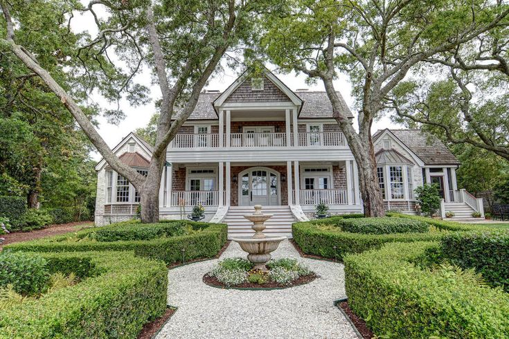 'Grand Oaks' – 2.8-Acre Dream Property Lists In North Carolina For $3.3-Million (PHOTOS) | Pricey Pads