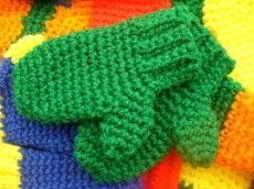 Baby Mittens Free Crochet Pattern - Inner Child Crochet