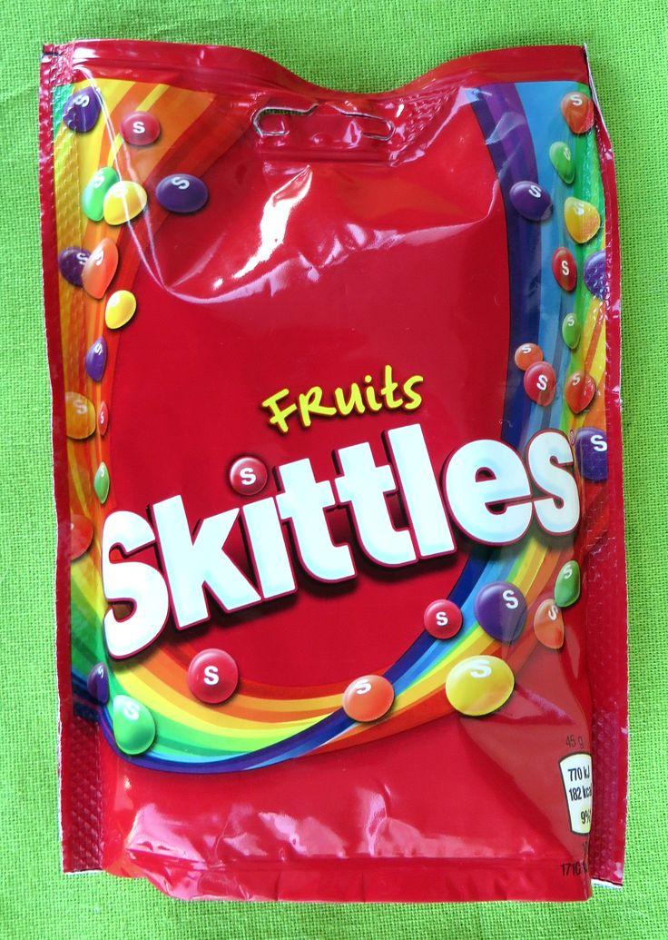 Skittles, vegan - van sommige varianten zijn de ingredienten aangepast en dus nu vegan!