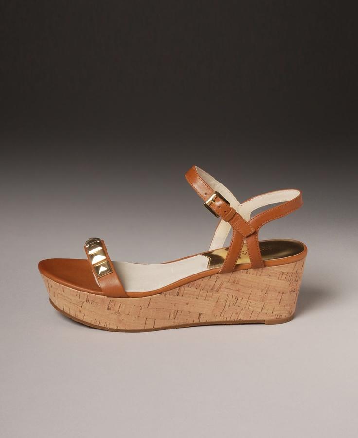 Michael Kors 'Persia' Platform Studded Sandals