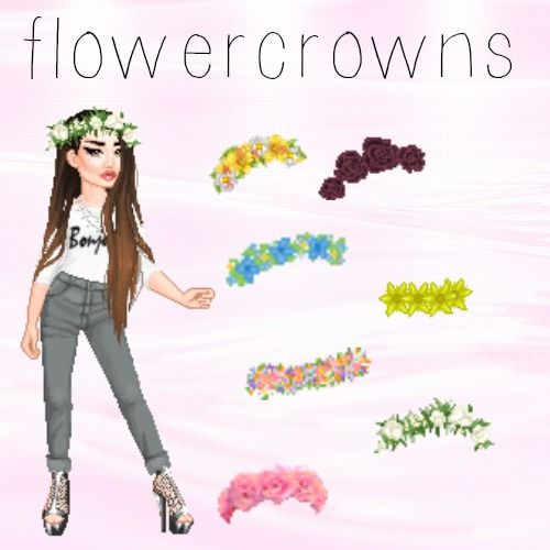 I love flowercrowns! Do you?