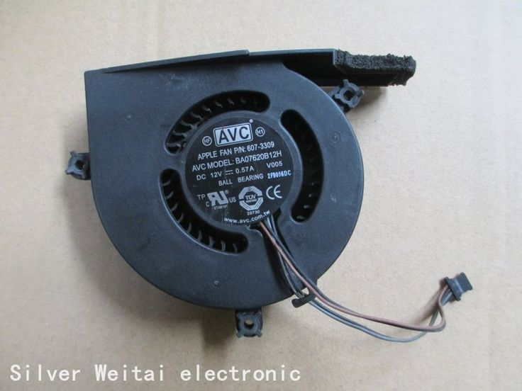 """20.00$  Watch now - http://ali0sn.shopchina.info/1/go.php?t=32305565363 - """"Original CPU Cooling Fan For Apple iMac G5 20"""""""" laptop AVC BA07620B12H-V005 0.57A DELTA BFB0712HHD-8C1T 607-3309 12V 0.48A 4pin""""  #buyininternet"""