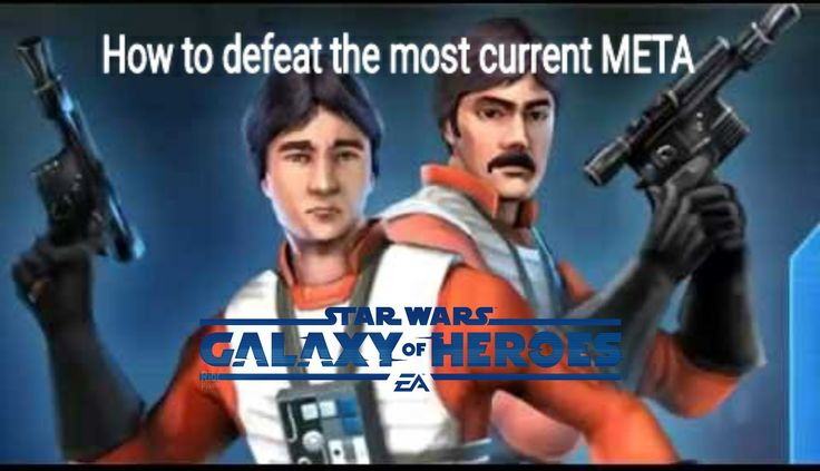 Star Wars Galaxy Of Heroes How to beat the current Meta in the Arena wit...