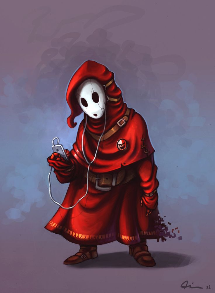 Shy Guy by Timooon.