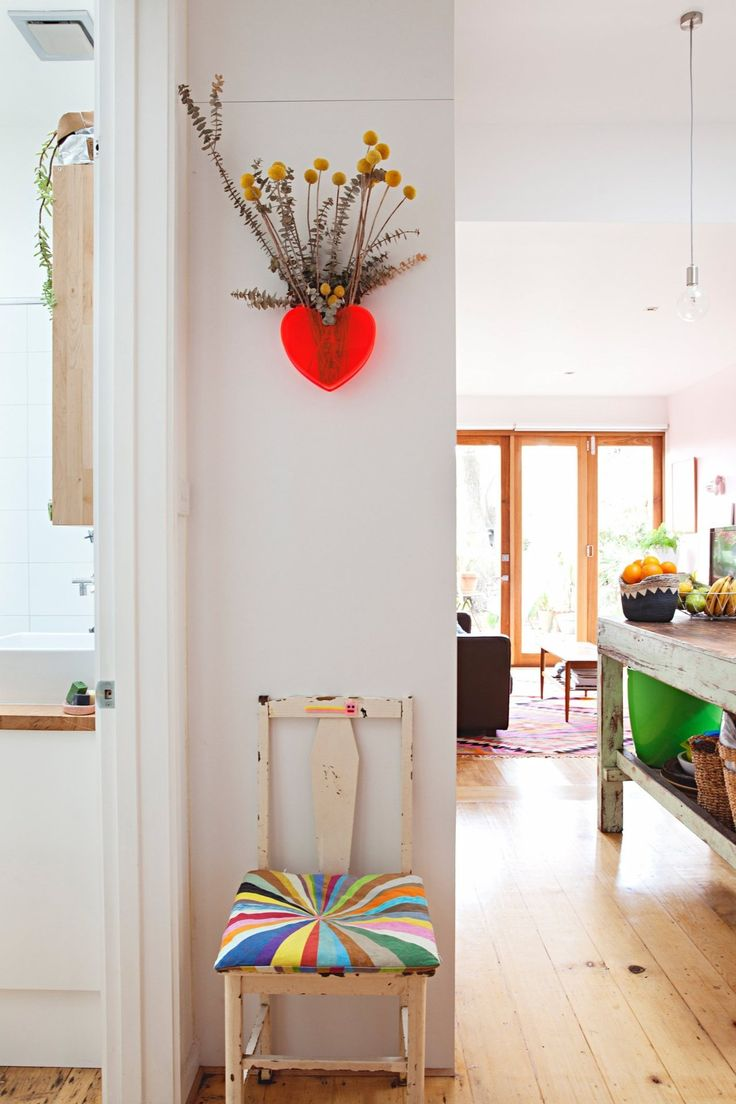 Madeleine and Karl Stamer House Tour on Apartment Therapy. Photographed by Natalie Jeffcott.