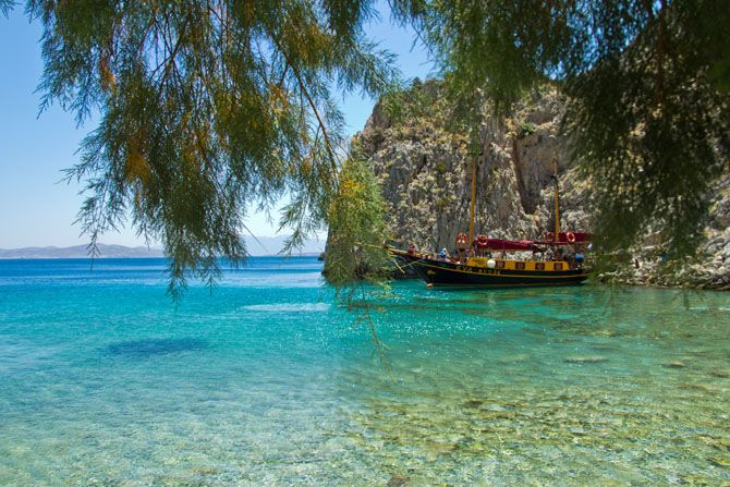 Pserimos | Main cities & villages | About region | Kalymnos | Regions | WonderGreece.gr