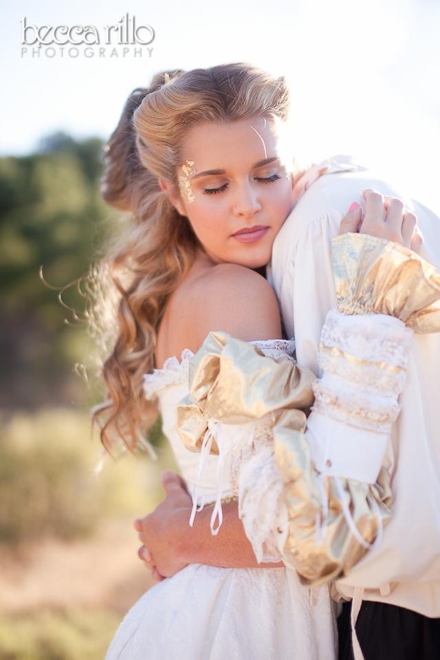 Romeo & Juliet Bridal Editorial