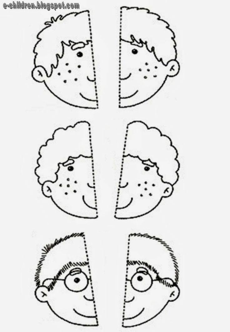 ΒΡΕΣ ΤΟ ΑΛΛΟ ΜΙΣΟ ΤΟΥ ΠΡΟΣΩΠΟΥ & ΔΗΜΙΟΥΡΓΗΣΕ ΔΙΚΑ ΣΟΥ ΠΡΟΣΩΠΑ ~ Los Niños