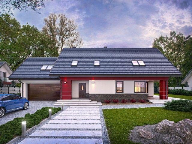 Projekt domu NV-PR-004889