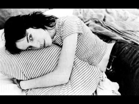 Patti Smith - Smells Like Teen Spirit - I love Patti Smith, I love Nirvana. How did I not know this was a thing???