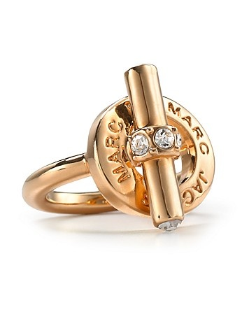 MARC BY #MARCJACOBS Toggle #Ring  http://fashioncherry.co/