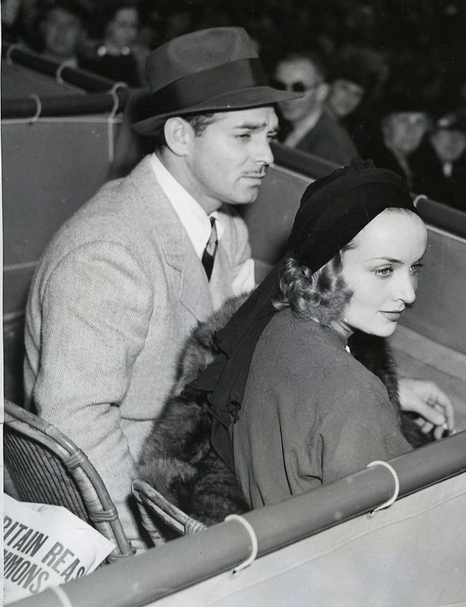 17 Best Images About Carole Lombard Clark Gable On