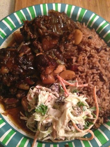 Easy recipes with a touch of Jamaica: Jamaican Oxtail Stew -Crockpot and Pressure Cooker Recipes