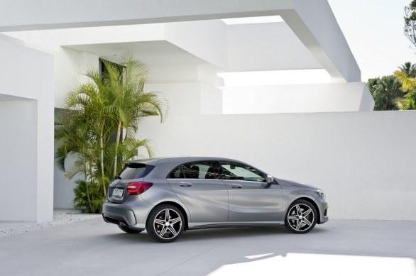 Mercedes Classe A: nuove foto ufficiali