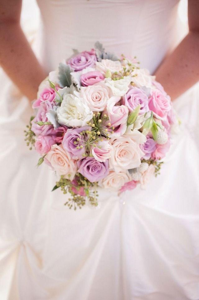 Bouquet De Mari E En 100 Id Es D 39 Apr S Le Langage Des Fleurs Bouquets Roses Et Pastel