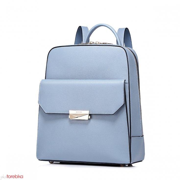 Minimalistyczny plecak Serenity - JakaTorebka.pl #jakatorebka #plecak