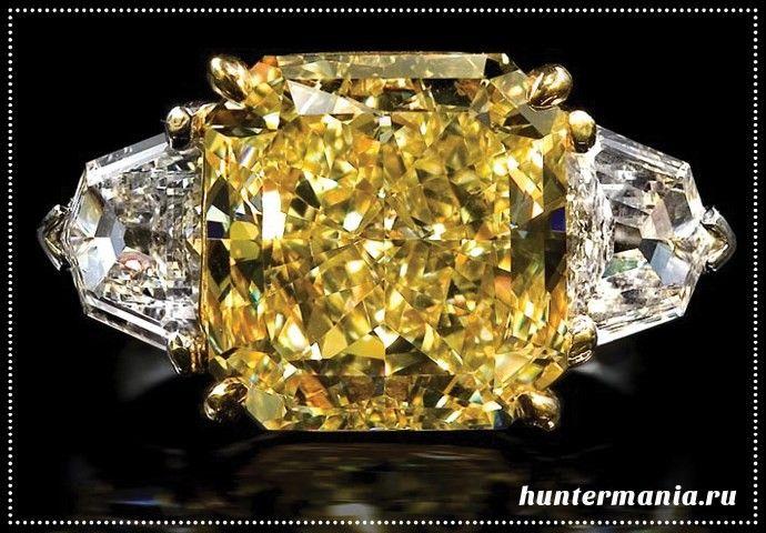#Солнце Африки: редкие желтые #бриллианты http://www.huntermania.ru/2016/02/solnce-afriki-redkie-zheltye-brillianty/
