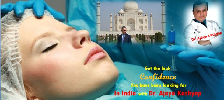Dr. Ajaya Kashyap, Leading Cosmetic Surgeon, is offering Amazing Cosmetic Surgery Prices