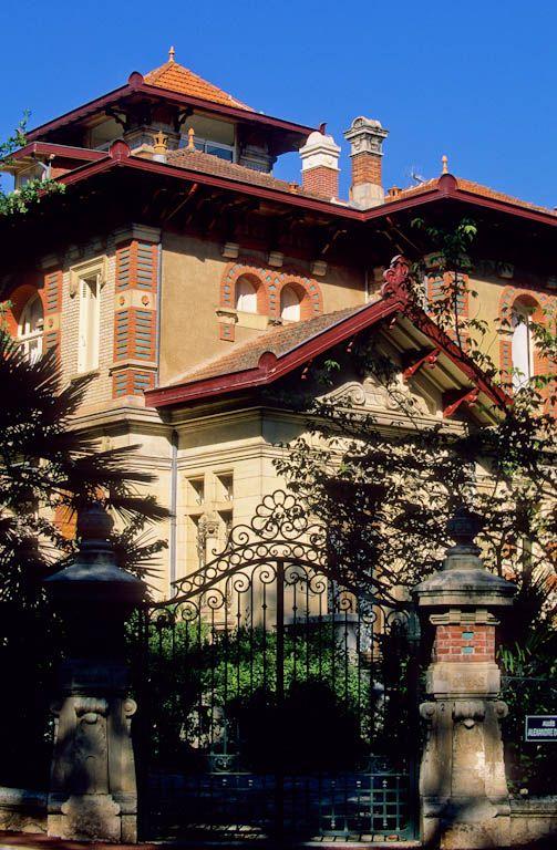 Villa Alexandre Dumas , France        #holiday #travel #France
