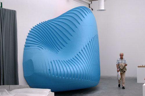 Greg lynn, embryological house, 2002 *Greg Lynn- pioneer of digital fabrication*