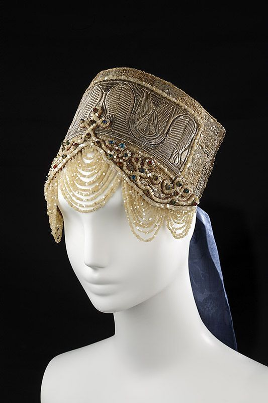 povyazka. kind of traditional Russian headdress