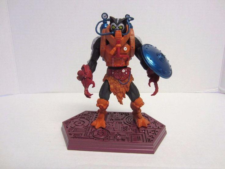 "Stinkor Statue 5 1/2"" Masters of the Universe MOTU NECA Figure #Mattel"