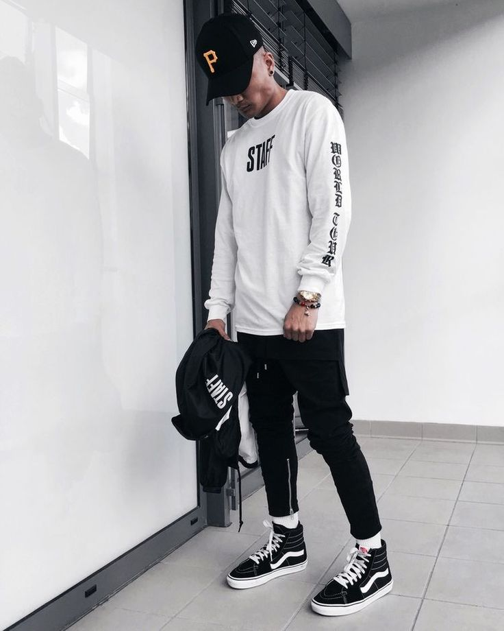 37 Best Outfits Vans Images On Pinterest Men 39 S Clothing Urban Style And Male Style