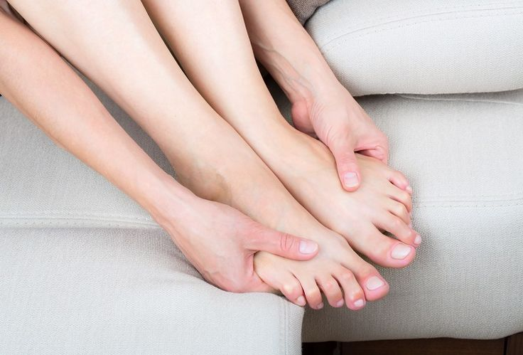 Дюжина нехитрых упражнений снимут боль в ногах