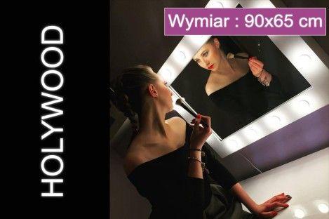 Wielofunkcyjne lustro do makijażu HOLYWOOD
