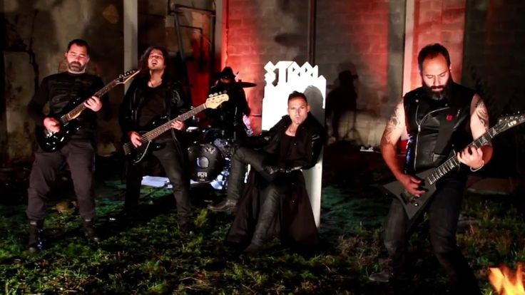 Steel Raiser - Inexorable Official Video Trailer