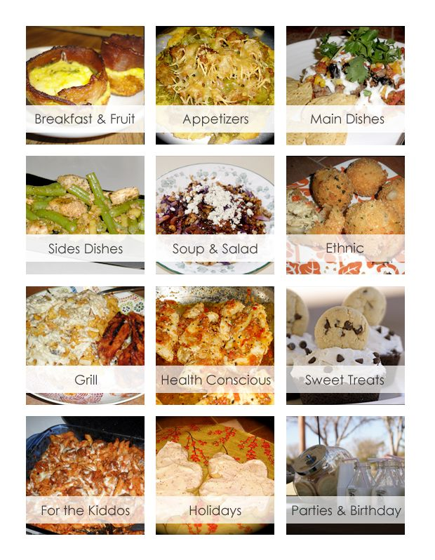 TONS of great gluten free recipes for all occasions! www.thisvivaciouslife.com