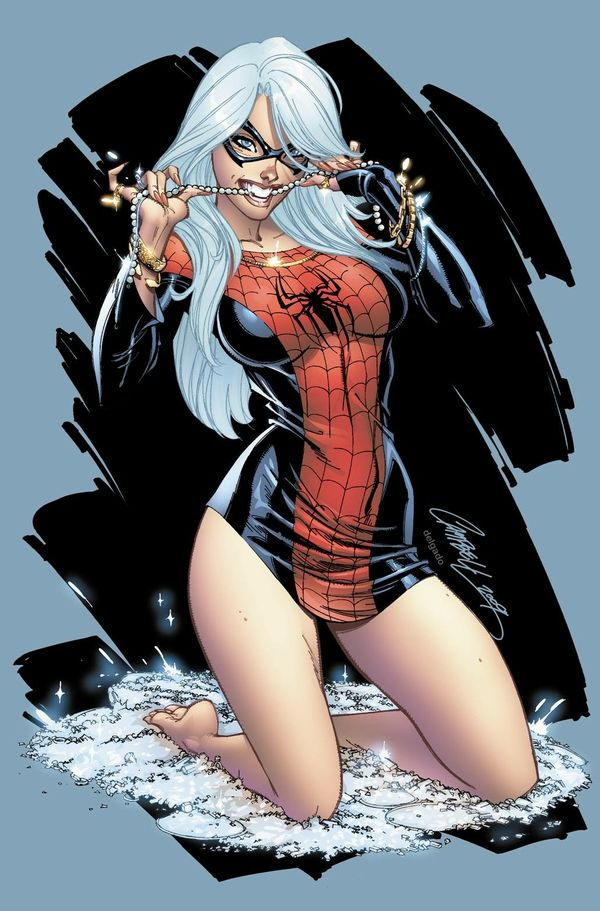 spiderman black cat marvel comics j scott campbell marvel 1031x1566 wallpaper