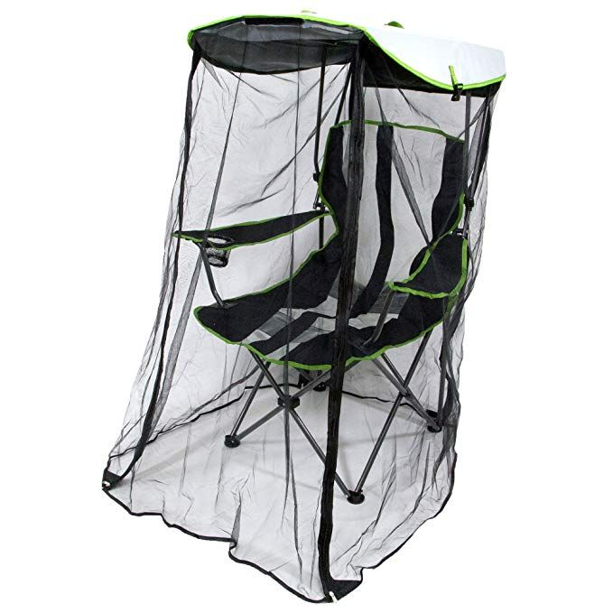 Swimways Kelsyus Original Canopy Chair With Bug Guard Review