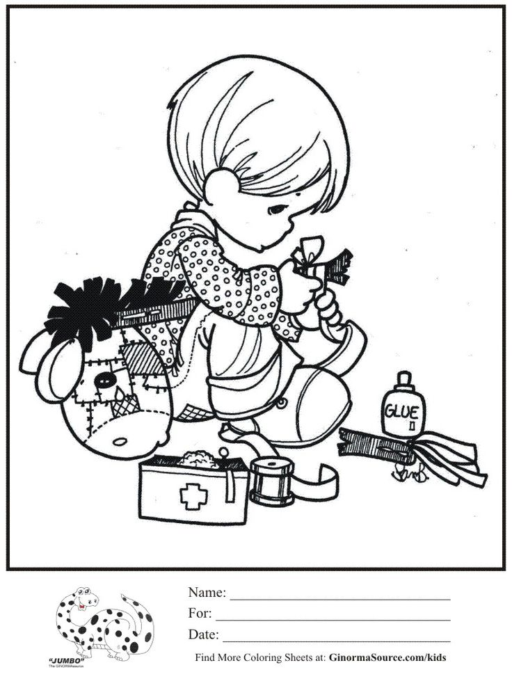 302 best precious moments images on Pinterest | Adult coloring ...