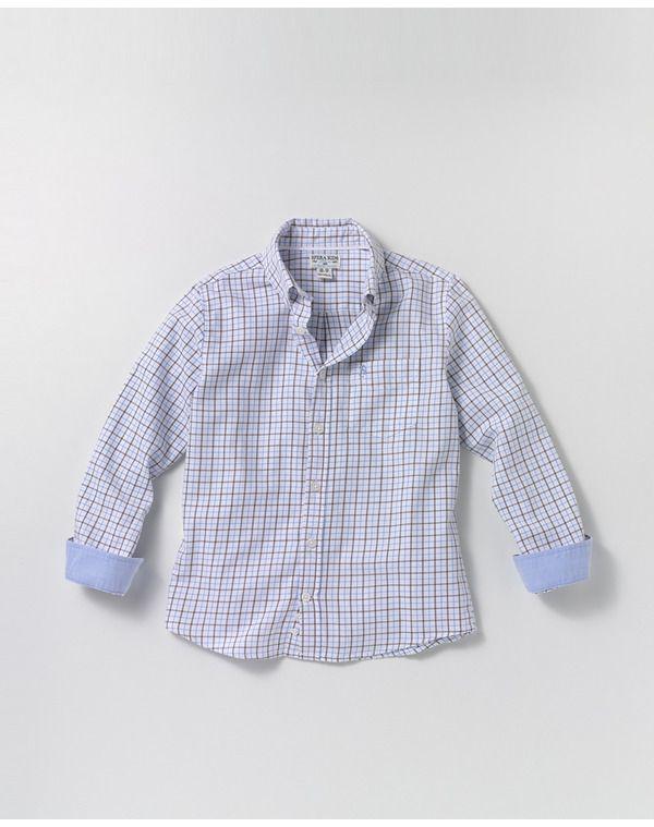 Camisa de niño Sfera