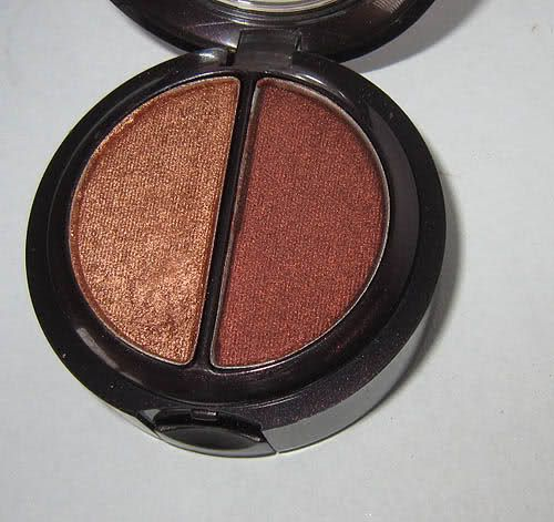 Nars Isolde Dupe - L'Oreal HIP Metallic Shadow Duo - Charged