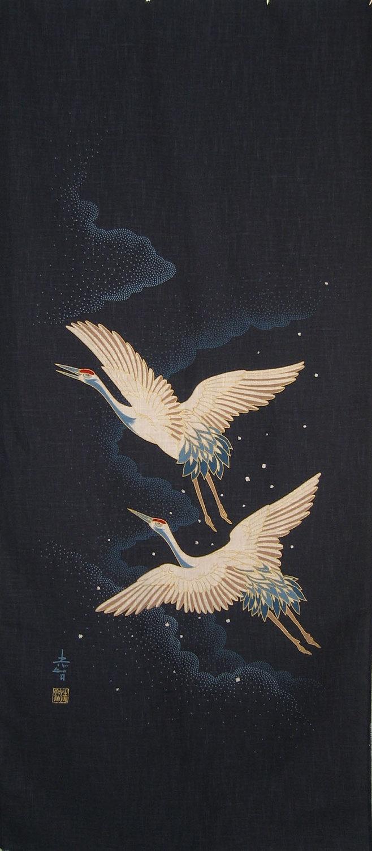 sand hill cranes. I love this. tattoo idea