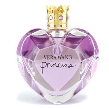 Princess Perfume by Vera Wang, This extraordinary fragrance was created by vera wang. Its sexy scent includes a mixture of water lily, apple, mandarin meringue, and golden apricot skin, dark chocolate, amber, musk, and vanilla.