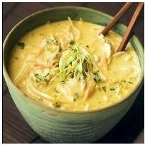 This is my fav coconut chicken curry soup! Have to hunt for the recipe everyt ime. Thanks Pinterest for keeping things so handy ( :