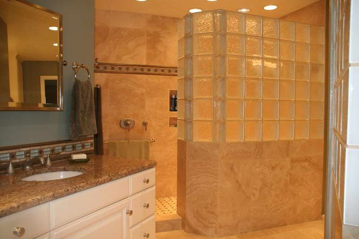 Tile Designs Small Bathrooms Design Ideas ~ http://lovelybuilding.com/simple-and-beautiful-tile-designs-small-bathrooms/