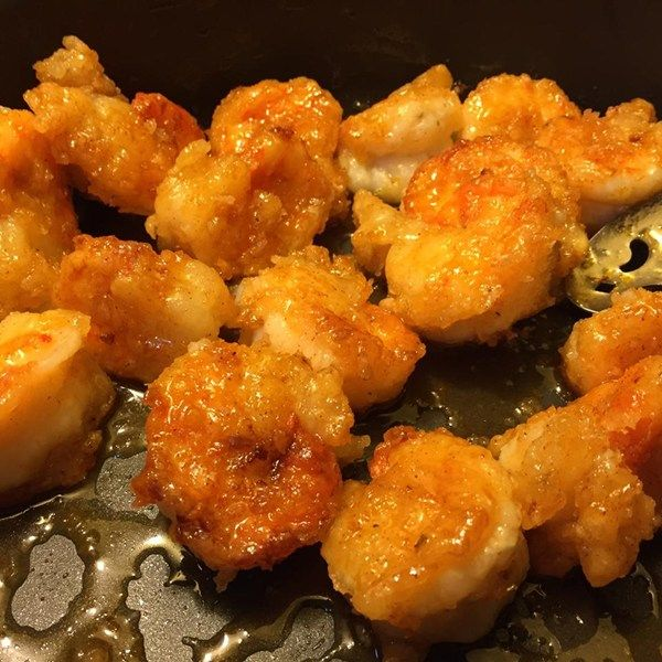 "Honey Orange Firecracker Shrimp | ""This was sooooo good! I followed a reviewers advice to reduce the honey sauce by half - perfect amount."""
