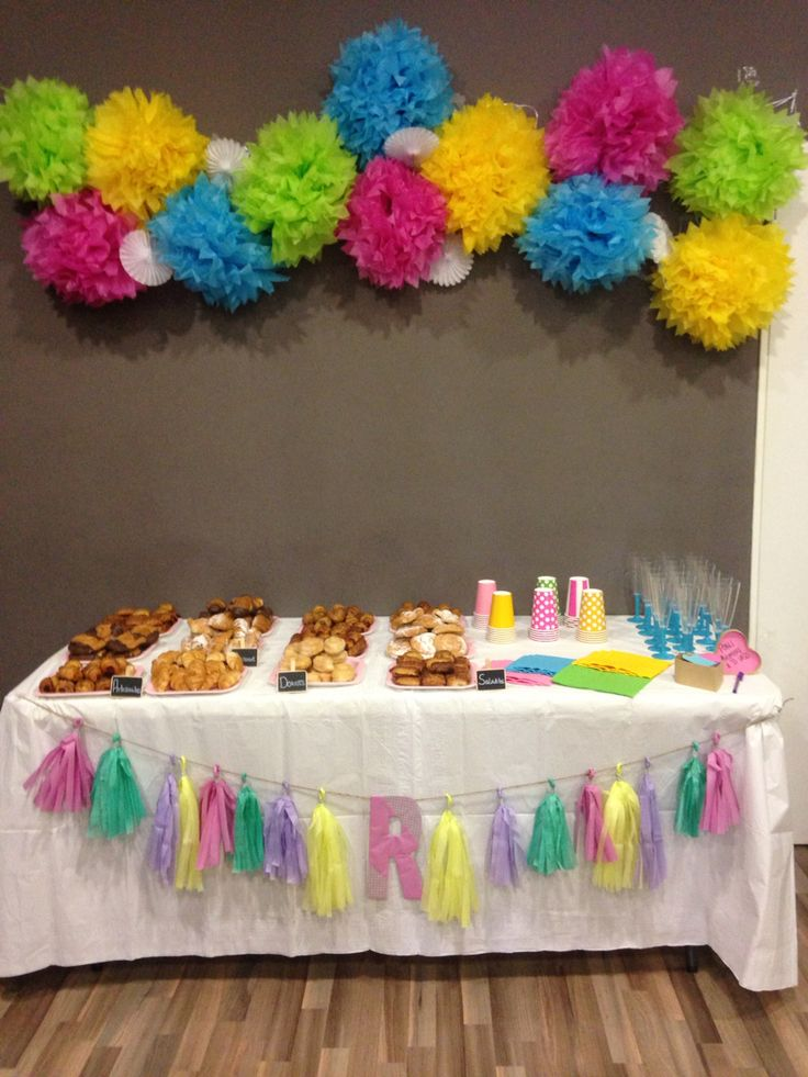 Colorful party to Raquel #party #birthday #adult #40
