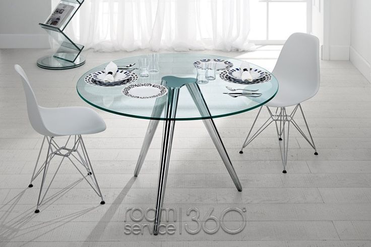 Unity Dining Table by Karim Rashid for Tonelli